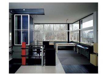 Gerrit Th. Rietveld (1888-1964-Interieur Rietveld Schroderhuis, 1924- Postcard