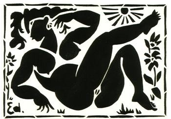 Eddy Varekamp (1949) -E. Varekamp/Dame- Postcard