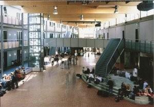 Atelier PRO architekten, -Euro-College Maastricht- Postcard
