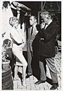 Paul Huf (1924-2002) -Huf/ B.B.,Sullivan et Tati- Postcard