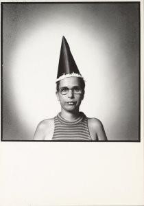 Erwin Olaf (1959) -Thea- Postcard