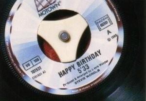 Paul Baars (1949) -Happy Birthday- Postcard