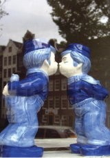 Rob van Kleef -Love from Holland, 2005- Postcard