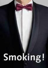 Paul Baars (1949) -Smoking          T&I02- Postcard