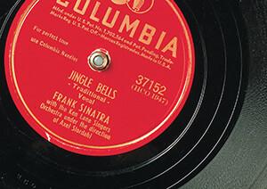 Paul Baars (1949) -Jingle bells- Postcard
