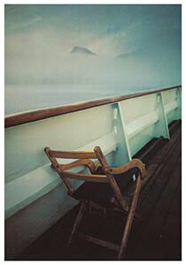 Martin Kers (1944) -Kers/ Noordwest kust- Postcard