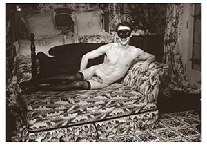 Chuck Samuels (1956) -After Bellocq- Postcard