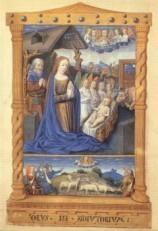 Anoniem -Geboorte Christus/KB- Notecard