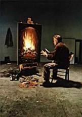 Teun Hocks (1947) -Untitled- Notecard