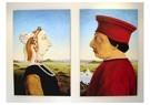 René Jacobs (1969)  -  Dubbelportret van Battista Sforza en Fredrico da Montefeltro - Postcard -  1A00020-1