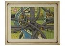 René Jacobs (1969)  -  Het Hollandse polderland, 2016 - Postcard -  1A00024-1