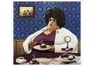 René Jacobs (1969)  -  Miss Candarel, 2012 - Postcard -  1A00044-1