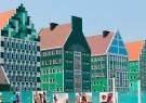 Annette Evertzen (1949)  -  Zaandam - Postcard -  1C0007-1