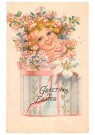 A.N.B.  -  Easter greeting - Postcard -  1C0746-1