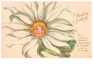 A.N.B.  -  Birthday greeting - Postcard -  1C1057-1