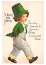 A.N.B.  -  St. Patrick's day greeting - Postcard -  1C1258-1