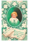 A.N.B.  -  St. Patrick's day greeting - Postcard -  1C1265-1