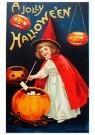 Anonymous  -  A jolly Halloween - Postcard -  1C1330-1