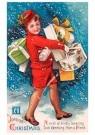 A.N.B.  -  A joyous christmas - Postcard -  1C1425-1