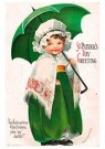 A.N.B.  -  St. Patrick's day greeting - Postcard -  1C1551-1