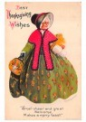 A.N.B.  -  Best thanksgiving wishes - Postcard -  1C1575-1