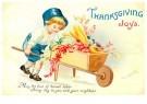 A.N.B.  -  Thanksgiving joys - Postcard -  1C1649-1