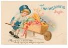 A.N.B.  -  Thanksgiving joys - Postcard -  1C1673-1