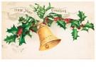 A.N.B.  -  New year greetings - Postcard -  1C1683-1