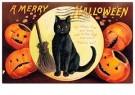 A.N.B.  -  A merry halloween - Postcard -  1C1687-1