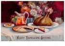 Anonymous  -  Hearty thanksgiving greetings - Postcard -  1C1722-1