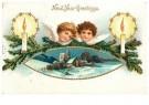 A.N.B.  -  New year greetings - Postcard -  1C1736-1