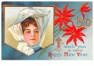 A.N.B.  -  To wish you a very happy new year - Postcard -  1C1757-1