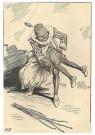 A.N.B.  -  Zwarte piet - Postcard -  1C1841-1