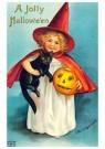 A.N.B.  -  A jolly halloween - Postcard -  1C2096-1