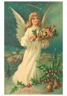 Anonymous  -  A merry christmas - Postcard -  1C2105-1