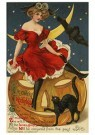 A.N.B.  -  Halloween greetings - Postcard -  1C2110-1