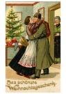 A.N.B.  -  Kerstwens (Duits) - Postcard -  1C2137-1