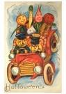A.N.B.  -  Halloween - Postcard -  1C2227-1