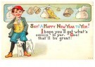 Anonymous  -  Happy new year - Postcard -  1C2234-1