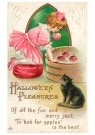 A.N.B.  -  Halloween pleasures - Postcard -  1C2266-1
