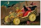 Anonymous  -  Halloweentafereel - Postcard -  1C2267-1
