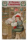 A.N.B.  -  A merry christmas - Postcard -  1C2286-1