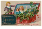 A.N.B.  -  A merry christmas - Postcard -  1C2351-1