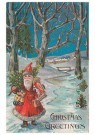 A.N.B.  -  Christmas greetings - Postcard -  1C2353-1