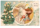 A.N.B.  -  A merry christmas - Postcard -  1C2356-1