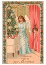 A.N.B.  -  Wishing you a merry christmas - Postcard -  1C2360-1