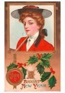 Anonymous  -  A bright new year - Postcard -  1C2361-1