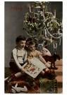A.N.B.  -  Kinderen bij de kerstboom - Postcard -  1C2368-1