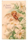A.N.B.  -  A happy easter - Postcard -  1C2400-1