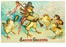 A.N.B.  -  Easter greeting - Postcard -  1C2439-1